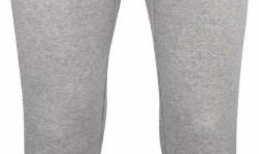 Pantaloni tuta in cotone organico
